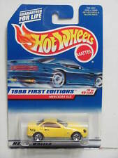 HOT WHEELS 1998 MERCEDES SLK #646 FIRST EDITIONS W/ 5 SP