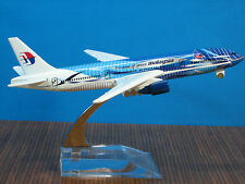 New Malaysia Freedom of Space B777 Passenger Plane Aircaft Diecast Model C Hot