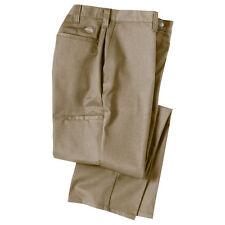 "NEW Dickies Pants - Multi-use (cell phone) Pocket (Khaki) 48"" Waist"
