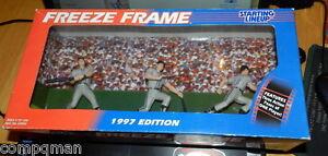 1997 Dante Bichette Freeze Frame Collection Starting Lineup Rockies Baseball