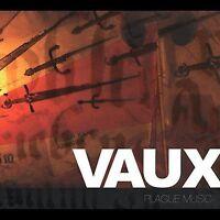 VAUX, Plague Music, Audio CD