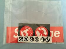 new and sealed supreme sticker pack