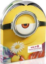 Minions (Blu-ray + DVD, 2-Disc Set, Target Exclusive Metal Box) Free Shipping