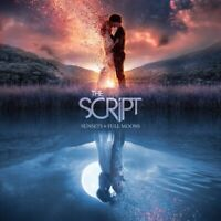 THE SCRIPT - SUNSETS & FULL MOONS    CD NEW!