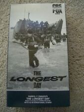 The Longest Day VHS