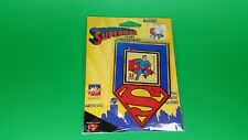 1998 DC COMICS Superman 32 cent stamp fridge magnet  POSTAL USA