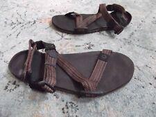 XERO Shoes Z-Trail Lightweight Sport Hiking Sandals Minimalist BROWN Men's 7
