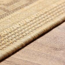 Oriental Weavers Greek Flatweave Rug Runner Modern Anti Slip 100 Polypropylene Beige 60 X 110 Cm