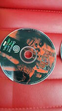 The House Of The Dead 2 Sega Dreamcast PAL disc only
