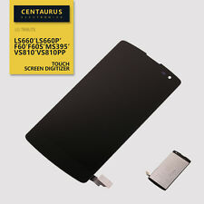 For LG Optimus F60 MS395 Assembly LCD Display Touch Screen Digitizer Part Black