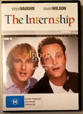 The Internship (Vince Vaughn & Owen Wilson) DVD in GREAT condition (Region 4)