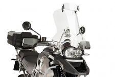 article de Spoiler Puig Pare-brise attaches KTM 990 SUPERMOTO 08-13 en clair