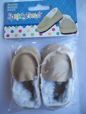 MOCCASINS Shoes NIP 18 inch Doll Springfield American Girl Battat FREE SHIP US