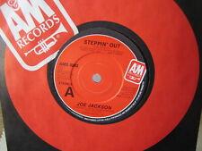 JOE JACKSON - STEPPIN' OUT  1982  VINYL   EX/CON