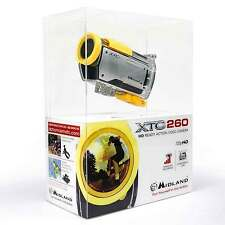 MIDLAND xtc260 HD READY IMPERMEABILE Video Digitale Videocamera ACTION Camcorder