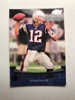 2011 Topps Prime Tom Brady Prime Veterans New England Patriots #PV-TB