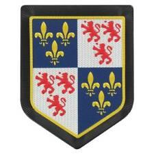 Ecusson G.N. Région Picardie Couleur Plastifié