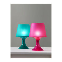 NEW IKEA Soft Mood LAMPAN TABLE LAMP - Available in three colours