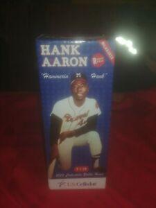 Hank Aaron Bobblehead 2013. New. Never opened!!