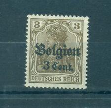 BELGIUM - GERMAN OCCUPATION 1914/18 Mi. 11 3C