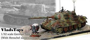Forces Of Valor 1/32 German Heavy Tank Destroyer Sd.Kfz.186 Jagdtiger 801024A