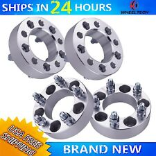 "4 pc Ford 1.5"" Wheel Spacers Adapters 5x4.5 for Mustang Ranger Explorer Taurus"