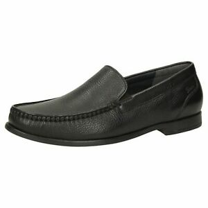 SIOUX EDVIGO-182 Casual Slipper Mokassinslipper Mokassin