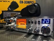 All New Connex CX-33HPC1 Compact 10 Meter Amateur Radio - PERFORMANCE TUNED