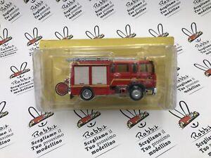 "Die Cast "" Renault VI S180 Midliner France 1993 "" Firefighters Of Mondo Scale"