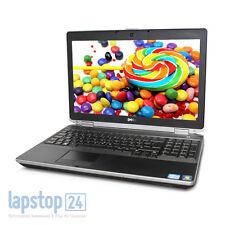 Dell Latitude E6530 Core i7-3720QM 2,6GHz 8GB 320GB 1920x1080 NVidia Win7 BT*
