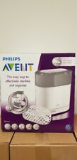 Philips Avent 4-in-1 Electric Baby bottle Steam Sterilizer,  SCF286/05