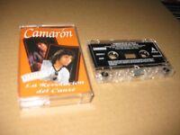 Camaron Spanish Cassette The Revolucion Del Sing