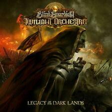 LTD 2 CD SET Twilight Orchestra Legacy of the Dark Lands BLIND GUARDIAN CD