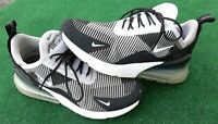 Nike Air Max 270 Size 3.5Y Black & White