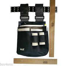 5x Werkzeugtasche Arbeitstasche Elektriker Tasche Gürteltasche Werkzeuggürtel