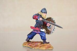 ST PETERSBURG NIENA VIKING SOLDIER ATTACKING with SWORD nr