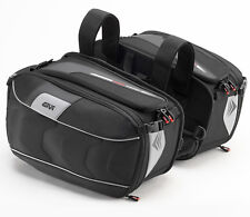 GIVI BAGS MOTORRAD SIDE EXPANDABLE ANTI SHOWER XSTREAM 2x25 L XS314