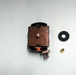 UTS 802-005 German Quartz Pendulum clock movement 16mm ROUND shaft