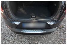 Ladekantenschutz mit Abkantung für Mazda CX-3 Edelstahl 3-Teilig ab 03/2015-