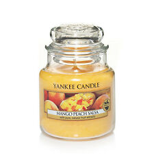 Yankee Candle Mango Peach Salsa - 3.7oz Small Jar