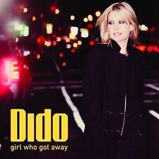 DIDO GIRL WHO GOT AWAY CD POP 2013 NEW