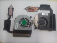 cpu cooler heatsink and fan CLEVO W840 H840 00CWH840 Version B