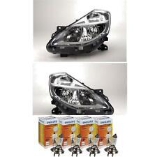 Halogen Scheinwerfer Set für Renault CLIO BR/CR Bj 05/09- H7/H7 mit Blinker