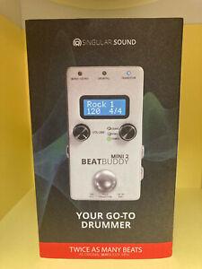 Singular Sound BeatBuddy Mini 2 Personal Drum Pedal BBM2 - Brand New -USA Seller