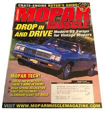 MOPAR MUSCLE MARCH 2003, MOPAR, CHARGER, HEMI