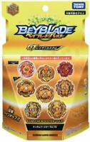 ☀ Takara Tomy Beyblade Burst GT B-158 B 158 Vol 19 Random 8 for 1 Booster Japan☀