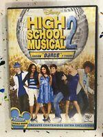 High School Musical 2 DVD Edition Dance 2 Disques Walt Disney Am