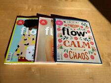 3 x Flow Extra Zeitschrift Nr. 23, 26 und 27, sehr guter Zustand