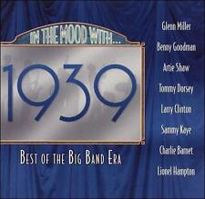 The Best of Big Band 1939 by Various Artists (CD, Jun-2003, BMG Special Products