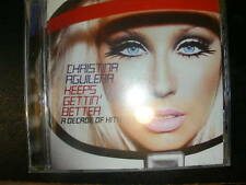Keeps Gettin' Better: A Decade of Hits by Christina Aguilera (CD 2010 RCA)